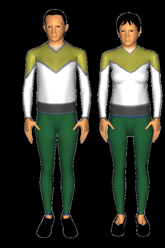 進化したヒューマン・モデル Ergonomics Ramsis