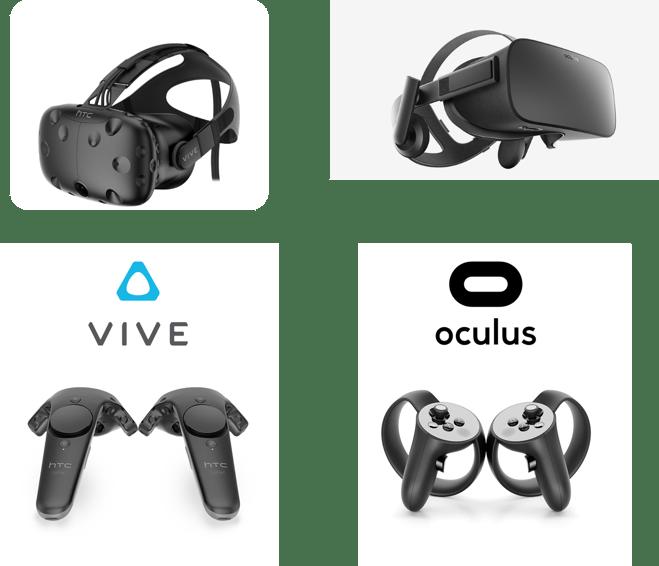 産業用VR:IC.IDOとコンシューマ向けHMD