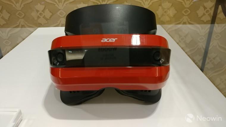 CES2017: Acer, DELL, HP, Lenovo, HP, 3glasses のHMD
