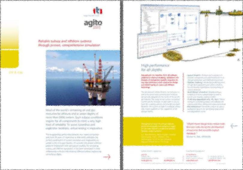 産業別適用例(4) 海洋構造物(石油/ガスプラント)