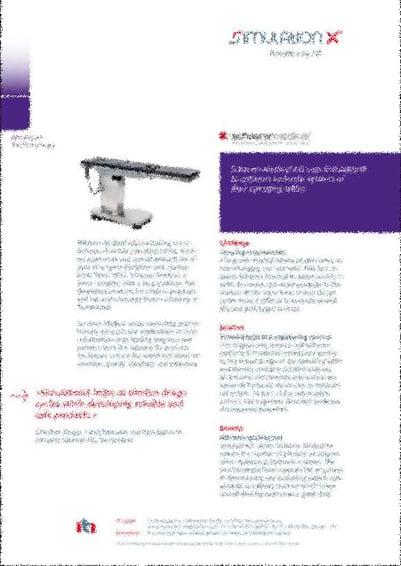 事例紹介(3) Schaerer Medical AG