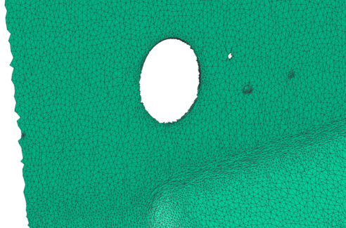 【Visual-Assembly】実際の形状を再現するモーフィング機能