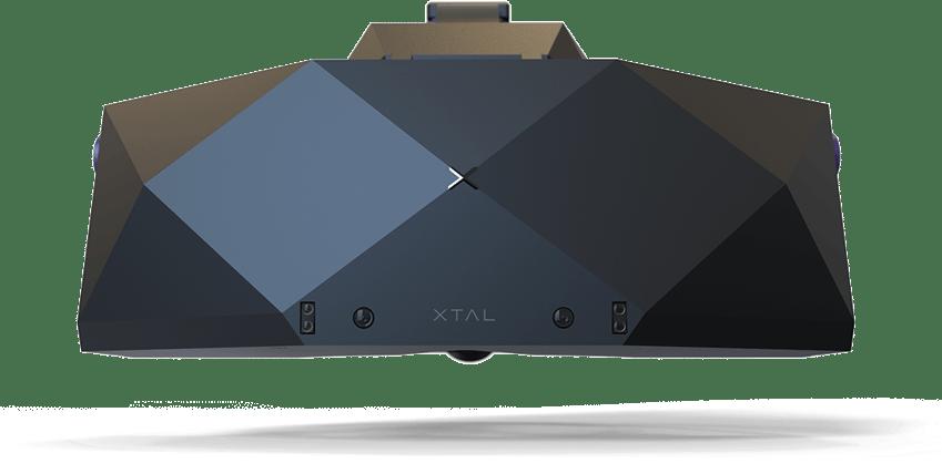 VRgineers社のXTALをサポート