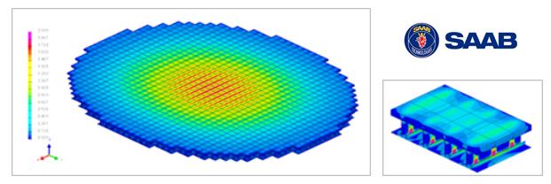 大規模アレーアンテナ解析の計算負荷削減機能