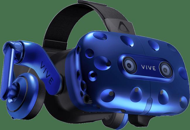 新型VIVE,HTCがVIVE PROを公開