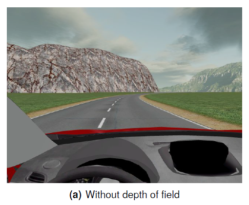 Pro-SiVIC イメージセンサモデル解説 第3回 被写界深度フィルタ
